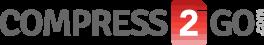 Logo compress2go.com