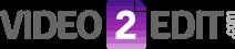 Logo video2edit.com